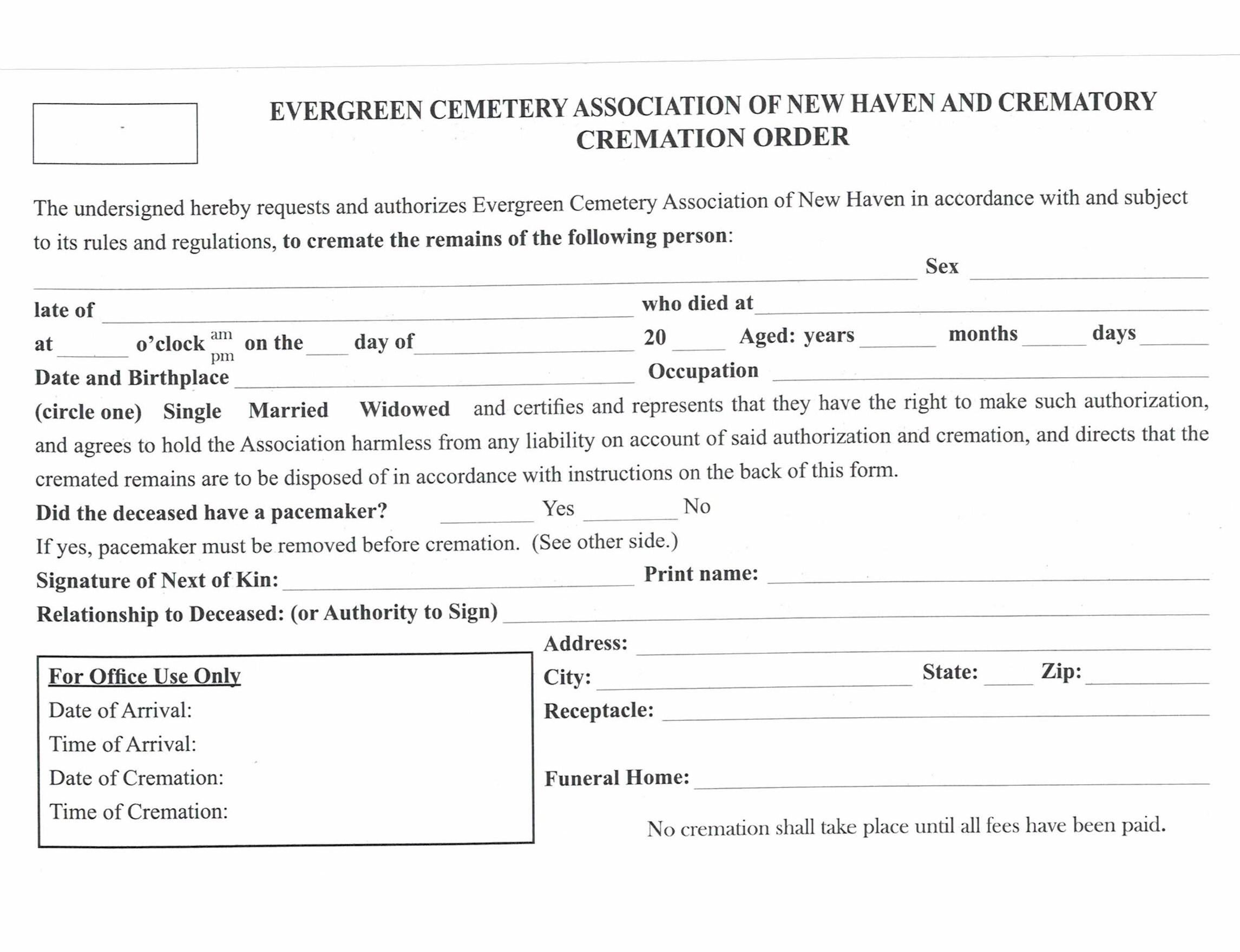 blank EG permit
